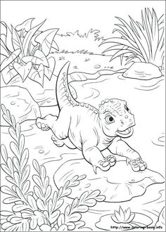 Disney Dinosaur Coloring Pages Zombies For Kids Animals Nosaur Color - Coloring Page Ideas Boy Coloring, Colouring Pics, Disney Coloring Pages, Coloring Book Pages, Printable Coloring Pages, Coloring Pages For Kids, Dinosaur Coloring Sheets, Disney Dinosaur, Dinosaur Crafts