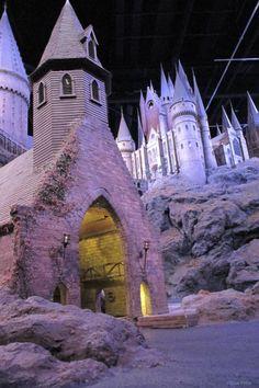 Hogwarts model | Harry Potter | Watford, England