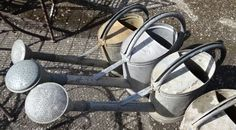 Kannen & Wannen - Staudenhalter, Rankhilfen, Rosenstäbe handgeschmiedet
