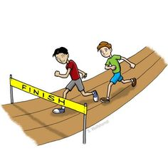 Field Day clip art from PTO Today clip art gallery.