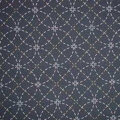 sashiko embroidery fabric