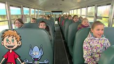 Les aventures de Sam et Bloup - Circuler autour de l'autobus scolaire 1st Day Of School, Back To School, French Immersion, School Hacks, Transportation, Safety, Language, Songs, Health