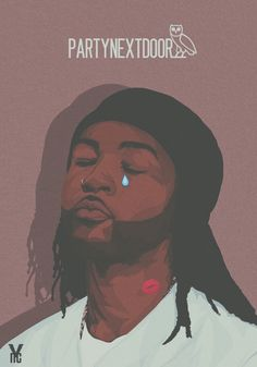 Image uploaded by Bby J. Find images and videos about partynextdoor on We Heart It - the app to get lost in what you love. Tumblr Outline, Trill Art, Dope Cartoons, Black Love Art, Hip Hop Art, Dope Art, Art Graphique, Mode Style, Oeuvre D'art