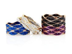 Love these Bangles & You can wear as many or as few as you'd like.