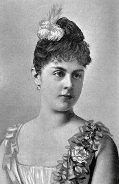 Mary Vetsera  1889