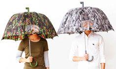 camouflage goggles umbrella by 25togo