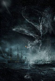 storm dragon... O the stories to tell