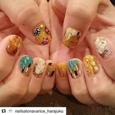 # Repost @ nailsalonavarice_harajuku (via @ repostapp) ・ ・ ・ Reservation ☞ . Matte Nail Art, Stiletto Nail Art, Nail Swag, Aloha Nails, Japan Nail Art, Nail Art Stencils, Neon Nail Designs, Ring Finger Nails, Long Nail Art