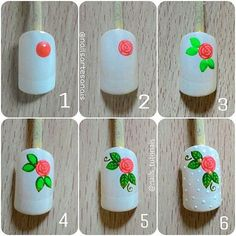 Nails University. Ногти и Маникюр пошагово. Best Nail Art Designs, Colorful Nail Designs, Nail Designs Spring, Nail Manicure, Diy Nails, Shabby Chic Nails, Nail Art Modele, Peacock Nail Art, Cute Toe Nails