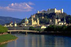 A caballo entre Alemania y Austria: Escapada por los Alpes Alemanes; Munich, Lago Chiemsee y Salzburgo.