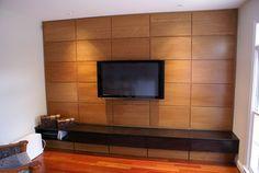 Modern Style modern family room