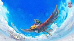 Lanayru Sand Sea - Legend of Zelda Skyward Sword Music Extended