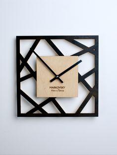 Wall Clock Wooden, Wood Clocks, Wood Wall Art, Rustic Wall Clocks, Clock Art, Diy Clock, Rustic Wood Walls, Barn Wood, Pallet Clock