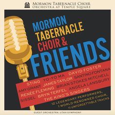 LDS and Lovin' it: CD REVIEWS: Mormon Tabernacle Choir & Friends & Ci...