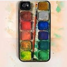 For people who love art it's paint