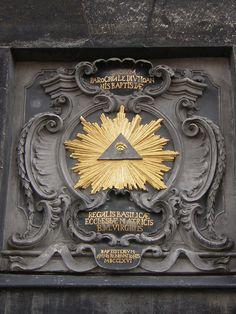 Ojo de la Providencia, Catedral de Aquisgrán