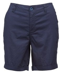 99f3e3f3ee Another great find on #zulily! Military Blue Shorts - Women #zulilyfinds  Caribbean Joe