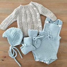 | hentesett | strikket i gave til en liten gutt som snart kommer til verden jeg…