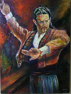 Sylva ZALMANSON 20 - flamenco dancer xx