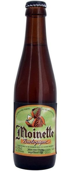 Moinette Biologique: A deeply comfortingly mint-infused Saison beer…