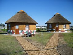rondavel guest houses - Google Search