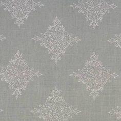 Lorient Cassiopeia Fabrics Rana Fabric - Flint - RANAFLINT