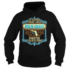 Palm Coast in Florida T-Shirts, Hoodies. BUY IT NOW ==► https://www.sunfrog.com/States/Palm-Coast-in-Florida-Black-Hoodie.html?id=41382