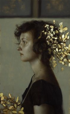 (gold + taupe + black) Paintings by Brad Kunkle - Art Curator & Art Adviser. I am targeting the most exceptional art! Catalog @ http://www.BusaccaGallery.com