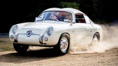 1956 Fiat Abarth 750 GT Corsa Berlinetta