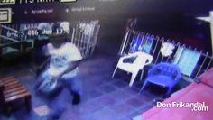 Rata capturada, policia de Cali frustro atraco en un asadero del barrio ...