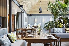 The Woodspeen Restaurant by Softroom | #restaurantdesign #restaurantinterior #interiordesign