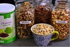 Roasted Spiced Nuts #SundaySupper