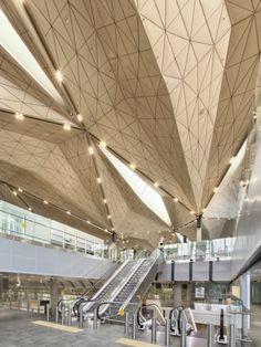 New Terminal at Pulkovo International Airport by Grimshaw - News - Frameweb