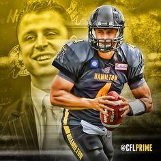 Zach Collaros, Hamilton Tiger-Cats Football Art, Football Helmets, Canadian Football League, Cat Memorial, Sports Art, Athletes, Hamilton, Nfl, Club