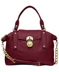 Just bought myself a little gift and I adore it! Michael Kors Handbag, Hamilton Medium Slouchy Satchel
