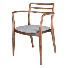 Exclusive to The Conran Shop, the clean-lined Tor Arm Chair was designed by Sean Dare for Dare Studios and is crafted by skilled artisans.
