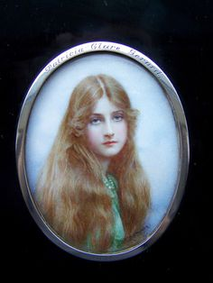 Dealer and collector of Portrait Miniatures. I have over 25 years experience of collecting and dealing in portrait miniatures. Miniature Paintings, Miniature Portraits, Victorian Paintings, John Smith, Antique Photos, Rococo, Vintage Beauty, Vintage Images, Female Art