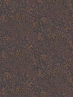 Artichoke (210355), a feature wallpaper from Morris and Co, featured in the Morris Archive Wallpapers collection.