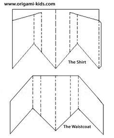 Paper Tuxedo Fedrigoni Jacket&Bow | DIY Paper, Cards, Books ...
