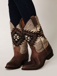 Frye Billy Blanket Boot. Gotta have these, too.