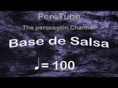 Base de salsa a 90 - YouTube