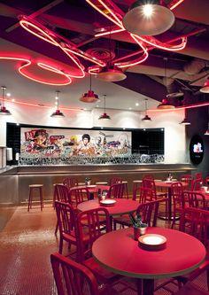 alt. (Singapore), Asia restaurant | Restaurant & Bar Design Awards