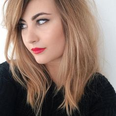 Love the colour and cut