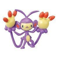 Amazon.com: Ambipom - Pokemon - Monster Collection Figure MC-064: Toys & Games