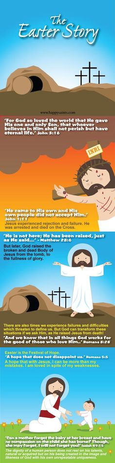 Happy Saints: The Easter Story