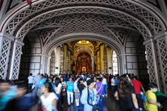 Blog about our travels in South America, first stop Lima, Peru!