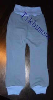 Tikbumsa: Housujen ompeluohje Sweatpants, Fashion, Moda, Fashion Styles, Fashion Illustrations