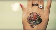 Leo Burnett Invents Temporary Tattoos that Scan Like QR Codes | Adweek