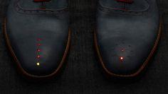 GPS shoes