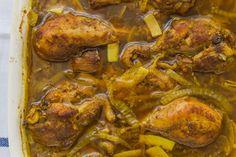 Baked Moroccan-Spiced Chicken Drumsticks
